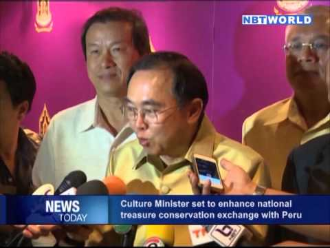 Culture Ministry set to enhance cooperation in national heritage conservation with Peru