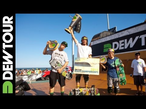 2013 Dew Tour Vert Final Highlights