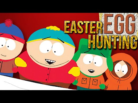 South Park Secrets in Video Games - Easter Egg Hunting