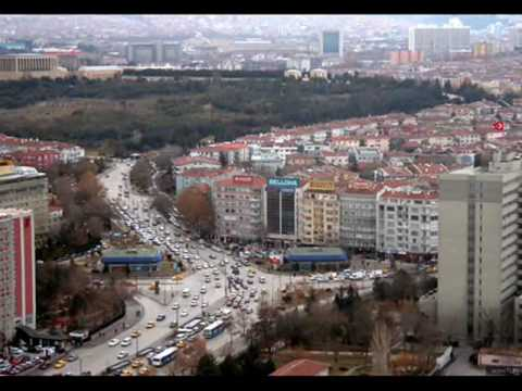 Ankara Tanıtım Filmi - Introduction of Ankara