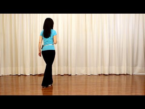 Bachata Conmigo - Line Dance (Dance & Teach in English & 中文)