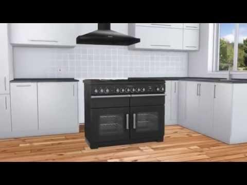 Rangemaster Range Cooker Installation Video