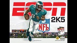 ESPN NFL 2K5 In [4K] | RETRO REMASTERED | HipHopGamer Live