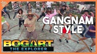 BOGART GANGNAM STYLE (Oppa Gangnam Style Philippines, A Parody by Bogart the Explorer)