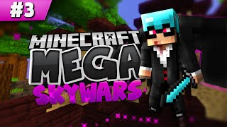 Minecraft SkyWars w/ Huahwi #3: Protect The Kiing