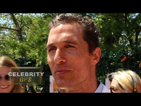 NO Matthew McConaughey in Magic Mike XXL - Hollywood.TV