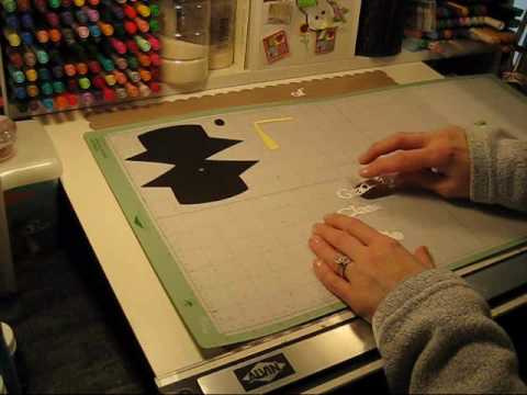 Make graduation invitations using cricut card ideas youtube for Create and craft tv reviews