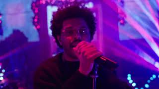 Download lagu The Weeknd - Save Your Tears (iHeartRadio Jingle Ball Live Performance)