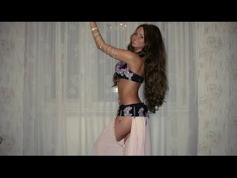 Belly Dancer Isabella - Ana Bastanak - نجاه الصغيره - انا بستناك |HD