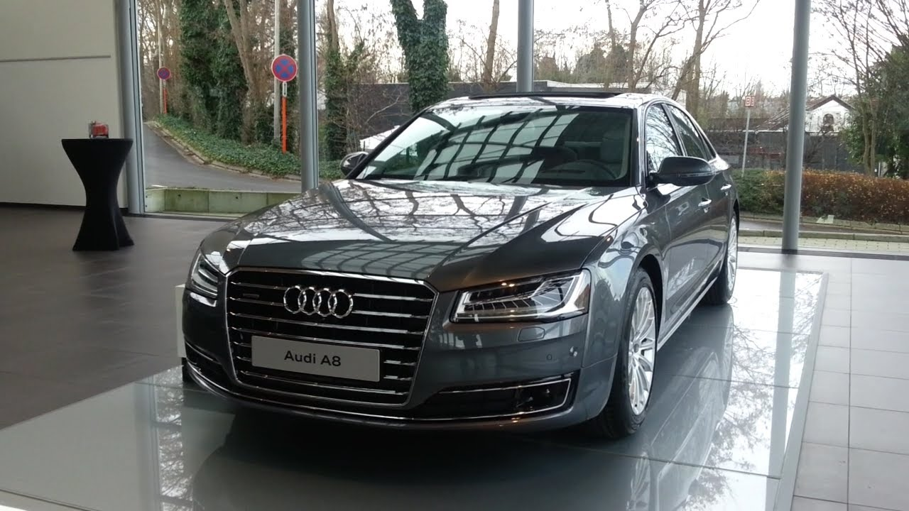 audi a8 2015 in depth review interior exterior youtube