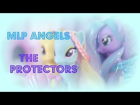 MLP FIM| Mlp Angels - The Protectors| Ep #2| Pony toys and reviews|