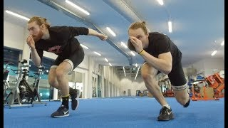 How They Train: Speed Skating | TIME