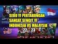 SERU BANGET !!! Pertarungan Sangat Sengit !!! INDONESIA VS MALAYSIA Arena Contest