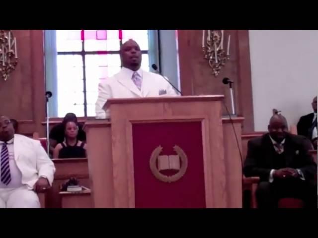Elder Remon Lynch - St. Timothy - COCHUSA