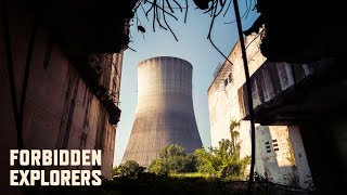 Sneaking Inside an Abandoned Nuclear Plant!