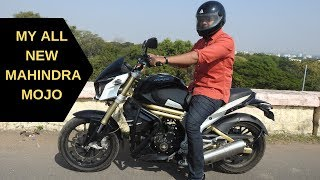 Mahindra Mojo Review | My New Sports Tourer Bike 2019 | Ownership | Pros & Cons