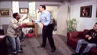 Nems Bond Movie | فيلم نمس بوند - شريف النمر يقطع يد متهم وينفخة أمام سعد المتهم