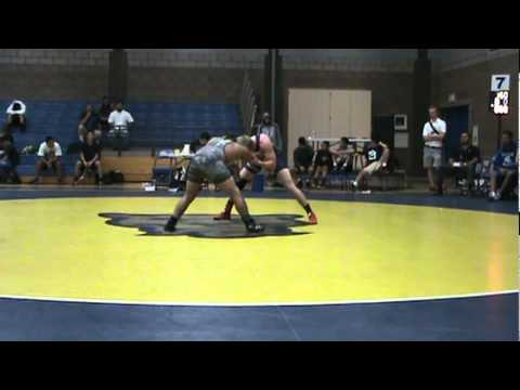 160 Luke O&#039;Connor vs Gabe Nolasco
