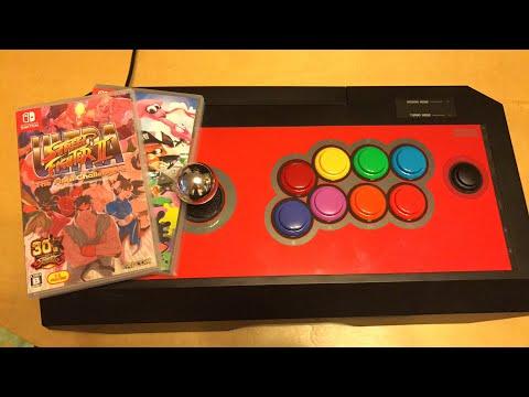 [ウル2配信]Ultra Street Fighter II:Online battle. Rank match and casual match For Nintendo Switch