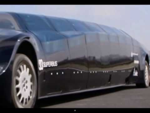 The Superbus Can Drive At 250km/h!
