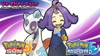 Pokemon Sun & Moon: Elite Four Battle Music (Highest Quality)