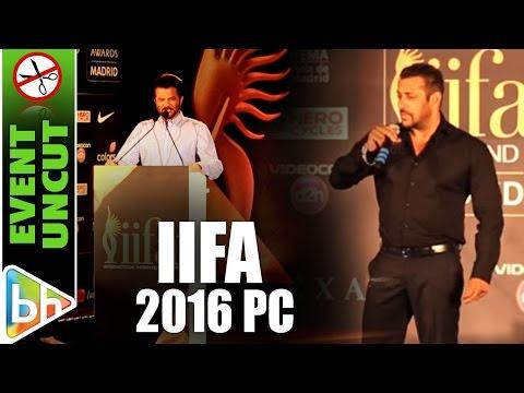 IIFA Awards 2016 Press Conference | Salman | Tiger | Shilpa | Daisy | Elli | Event Uncut