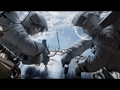 Gravity - Trailer deutsch HD zur DVD & Blu-ray (Sandra Bullock & George Clooney)