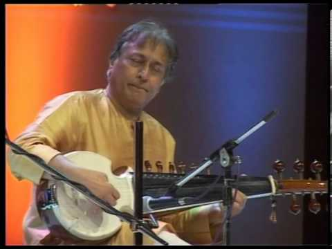 Masters together: Amjad Ali Khan and Zakir Hussain Part 1