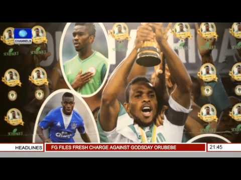 Sports Tonight: Discussing Siasia's Strategy, Joseph Yobo Testimonial
