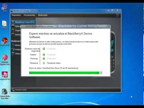 Flashear. actualizar o revivir blackberry 9320