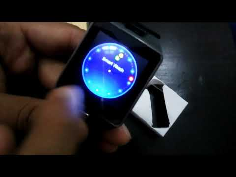 | Smart Watch dz09 Review In Hindi/Urdu | Cheapest Smart Watch | Amazing Videos 2018 |