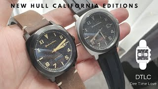 Spinnaker Hull California - Tactical Edition - Double unboxing -  Affordable Panerai Alternative?