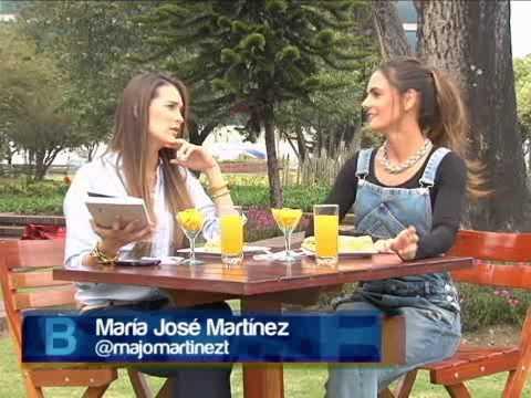 DESAYUNO CON MARIA JOSE MARTINEZ