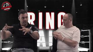 RING TALK - EPISODE 25 - GOODWIN BOXING - 17th May 2018