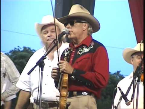ALVIN CROW My Life's Been a Pleasure 5/15/10 Texas Western Swing Hall of Fame Band