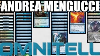Channel Mengucci - Legacy OmniTell (Deck Tech & Match 1)