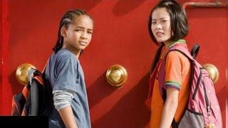 """¿Recuerdas a Mei Ying? Así creció la pequeña amiga de Jaden Smith en """"Karate Kid"""""""