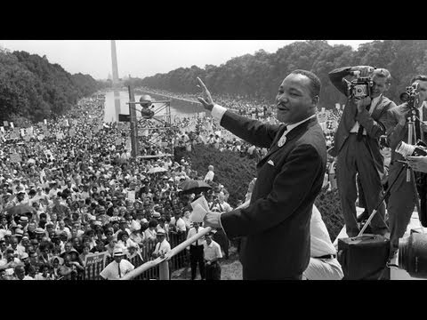 Martin Luther King's i Have A Dream Speech video