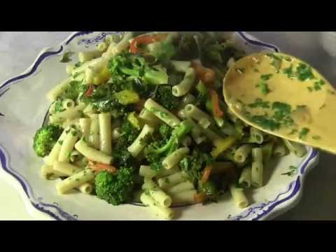 Fresh From Spring Hill: Episode 16 - Pasta with Summer Vegetables and Gremolata