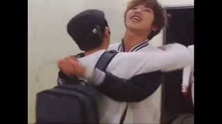 KPOP couples Boys + Boys [ hug and kiss ]( part 23 )