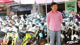 MSX 2016 show off the first time in Phnom Penh