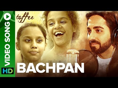 Bachpan - Video Song | Ayushmann Khurrana | Abhinav Bansal | Toffee Short Film | ErosNow Originals
