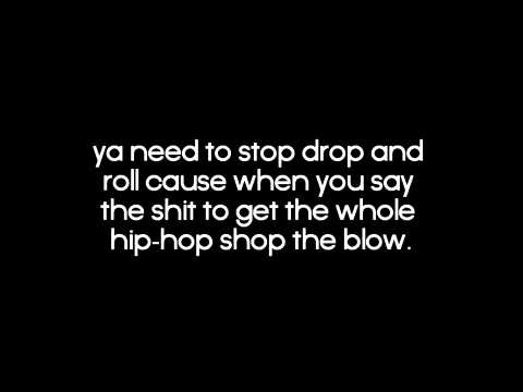 On Fire Lyrics By Eminem