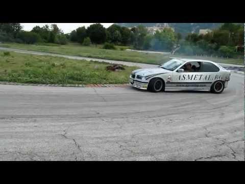 bmwpower-bg.net - drift day Vraca - 12.08.12