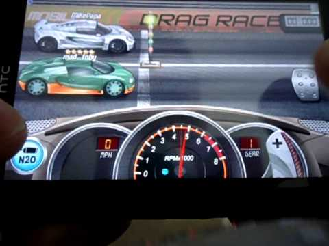 261 Bugatti Veyron 16.4 Super Sport Drag Racing Tune Android | How