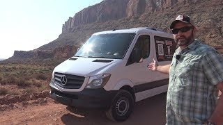 Don't Buy a Mercedes Sprinter Van until you watch an honest perfectionist review Sprinter