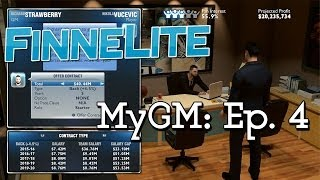 NBA 2K14: A Better Way to Play MyCareer (MyGM Ep. 4)