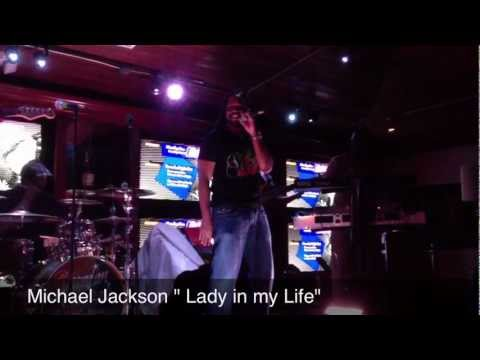 Kehv The Prince of Reggae Soul Singing Michael Jackson… @Cafe Iguana