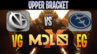 Vici Gaming vs Evil Geniuses | Bo3 | Upper Bracaket MDL Chengdu Major 2019 LIVE | NO CASTER | Dota 2