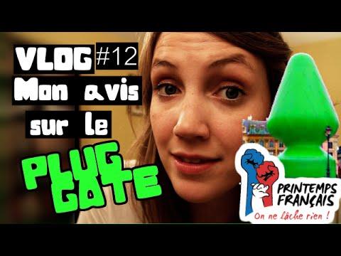 VLOG #12 - Mon avis sur le PLUG ANAL place Vendôme !